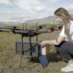 Proef met dronebezorging in IJsland wordt verder uitgebreid