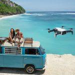 Drone mee op vakantie? Check je verzekeringspolis en de regels in het land van bestemming!