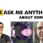 Terugluisteren: BNR 'Ask me Anything' met Jörgen Raymann over drones