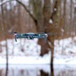 Drone-opnamen maken van de sneeuw: dit zijn de beste camerasettings