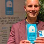 Dronewatch ontvangt Linie Award voor VR-tour van waterlinie