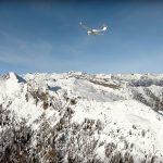Drone met 25 brieven aan boord vliegt 98 km over Zwitserse Alpen