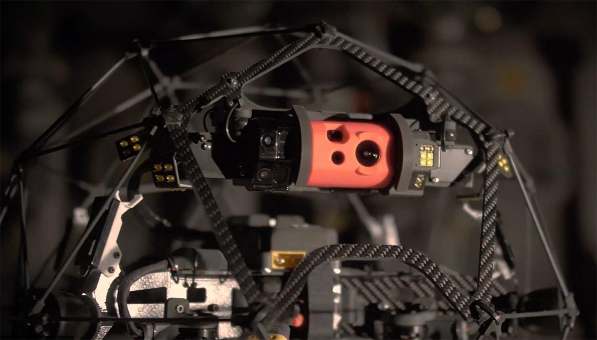 Elios 2 cameramodule
