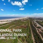 Dronewatch presenteert 360º luchtfototour van Nationaal Park Hollandse Duinen