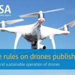 Europese drone-regelgeving in definitieve vorm beschikbaar