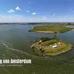 Dronewatch gaat Stelling van Amsterdam vanuit de lucht in 360º vastleggen