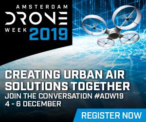 Registreer nu voor Amsterdam Drone Week 2019