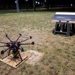Wetenschappers tonen hoe drone met nagelpistool een dak kan repareren