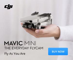Bestel de Mavic Mini bij DJI
