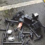 Britse luchtvaartautoriteit waarschuwt voor vochtpenetratie na serie dronecrashes
