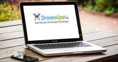 Dronewatch Dronewijzer