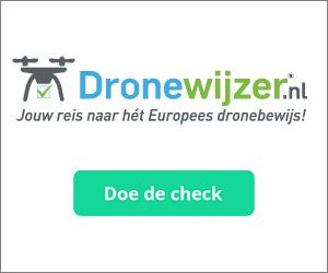Dronewijzer - jouw reis naar het EU dronebewijs!