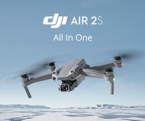 Bestel de DJI Air 2S